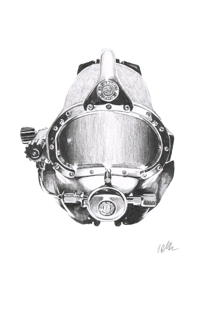 nick_batchelor_Kirby_Morgan_37_diving_helmet