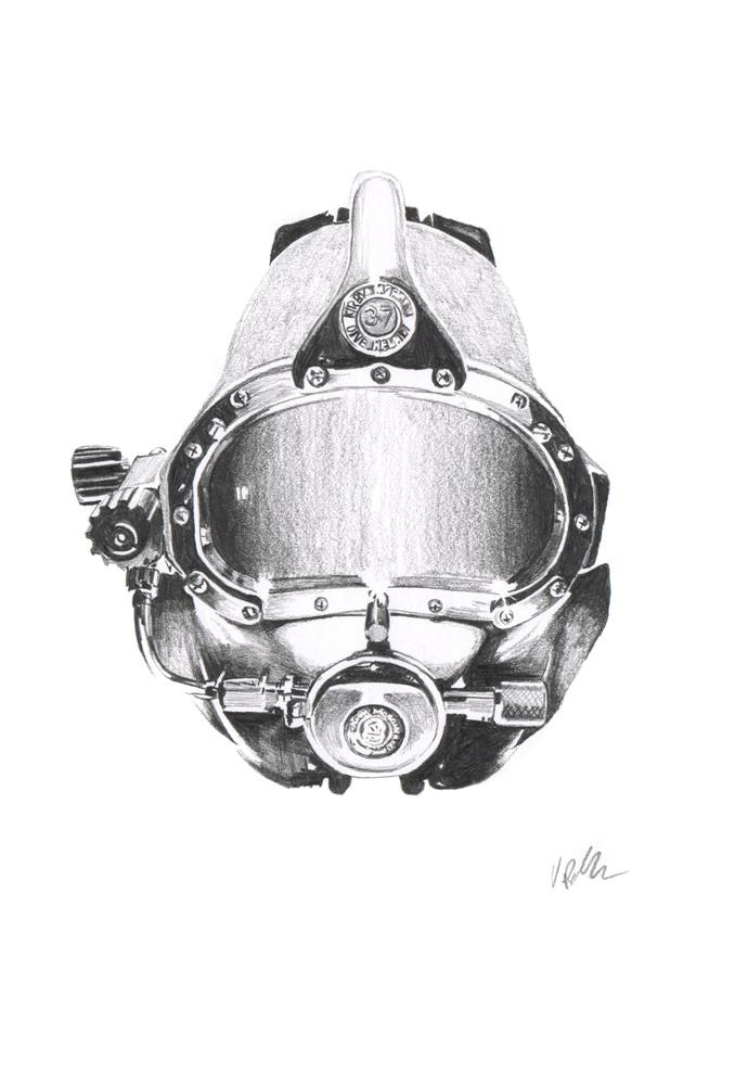 nick_batchelor_Kirby_Morgan_37_diving_helmet